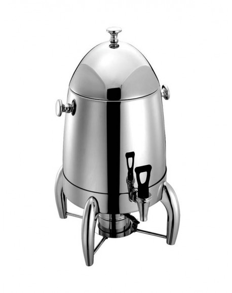 Urna p/ Café Aço Inox Linha Profissional 12L