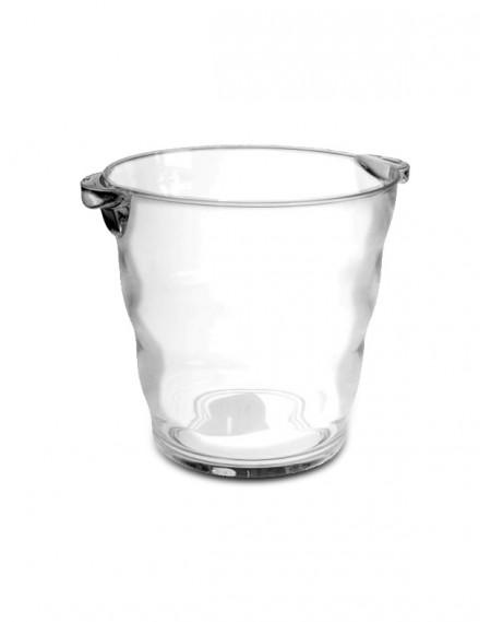 Balde p/ Gelo em Acrílico Transparente 4L
