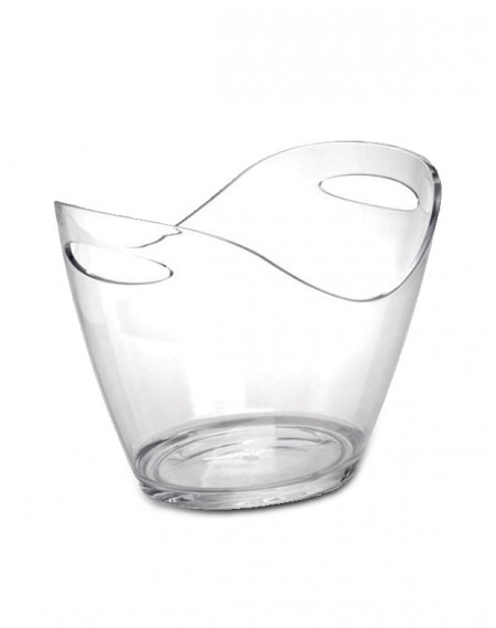 Champanheira em Acrílico Transparente 8L