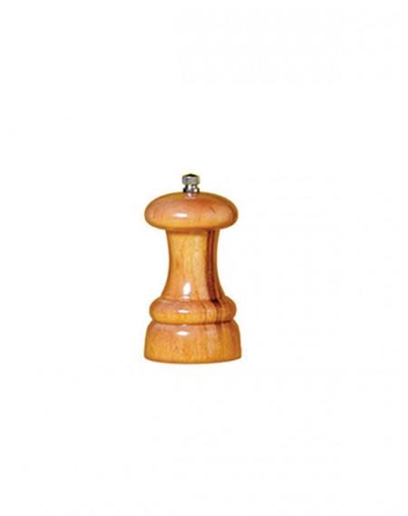 Moedor de Pimenta em Madeira Colonial 11cm