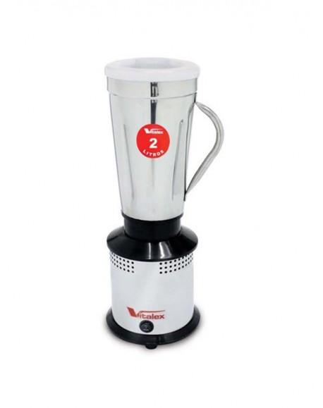 Liquidificador em Inox Industrial 2 Litros 110V