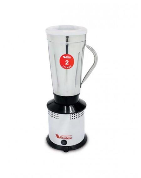 Liquidificador em Inox Industrial 2 Litros 220V