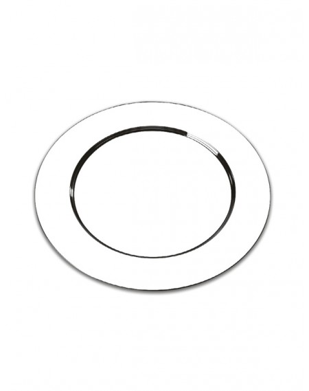 Souplast Redondo Pesado em Aço Inox Ø31,5cm