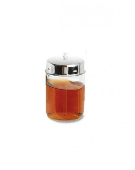 Porta Vinagre / Azeite com Tampa em Inox 150ml