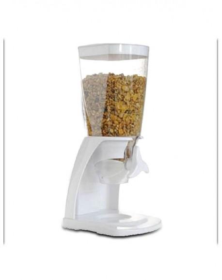 Dispenser Plástico para Cereais 40cm Alt.