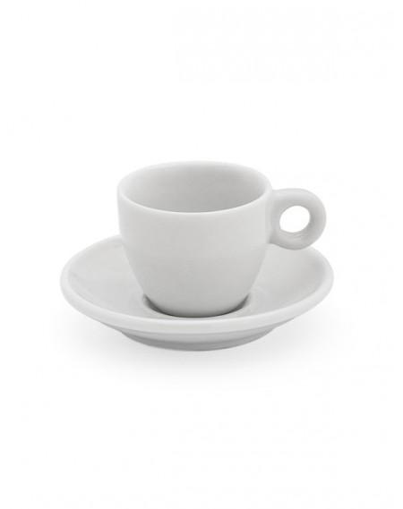 Xícara Café com Pires Milão Geni 75ml