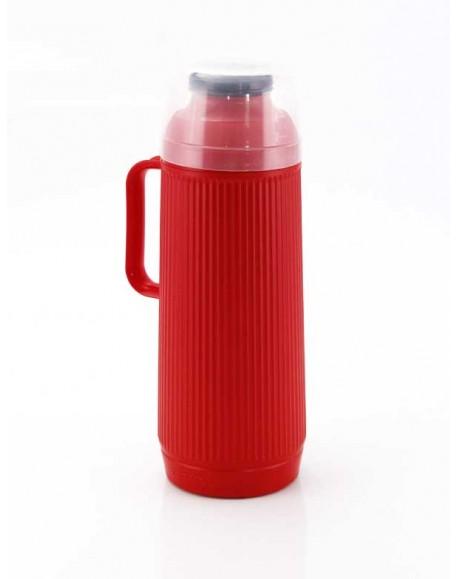 Garrafa Térmica Mundial 1 Litro Vermelha