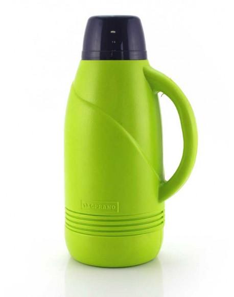 Garrafa Térmica Verde para Líquido Frio 1,6 Litros