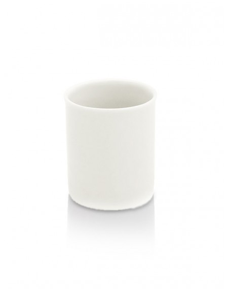 Copinho Porcelana Branca Geni 55ml