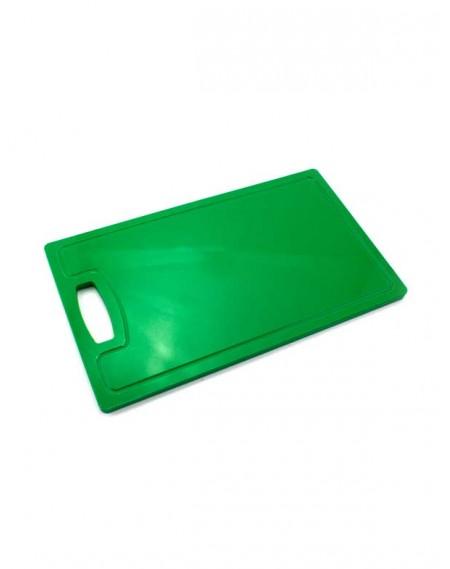 Tábua de Corte Verde para Vegetais