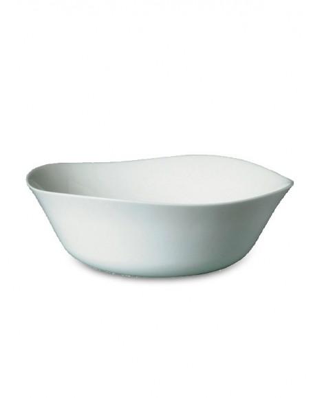 Saladeira Branca Parma 25cm Bormioli
