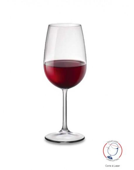 Taça para Vinho Riserva Bordeaux 535ml Bormioli