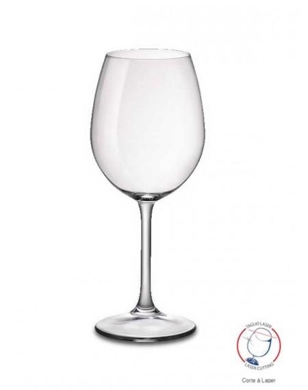 Taça para Vinho Riserva Cabernet 390ml Bormioli