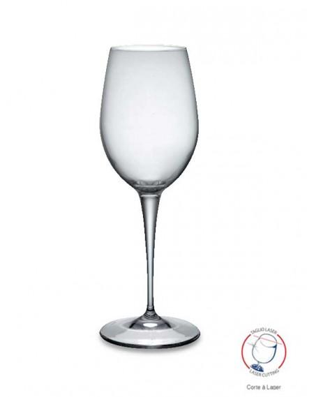Taça para Vinho Premium Sauvignon 330ml Bormioli