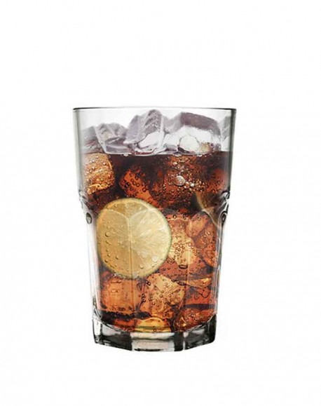 Copo Long Drink Bristol 410ml Nadir