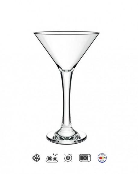 Taça Dry Martini Premiere 230ml Cisper