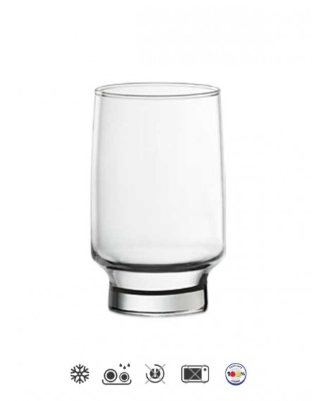 Copo Long Drink Accent 360ml Cisper