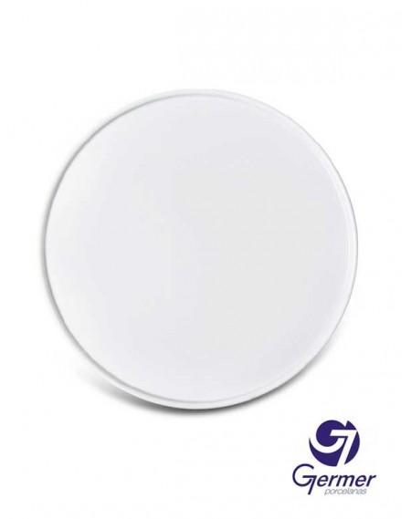 Prato para Pizza BarHotel Porcelana Branca Germer Ø35cm