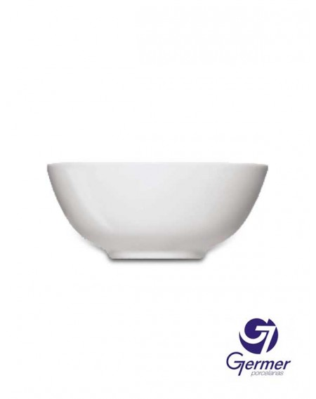 Tigela Rasa Oriental BarHotel Porcelana Branca Germer 500ml