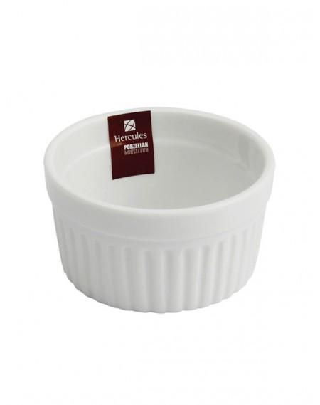 Ramekin Porcelana Branca Hércules Ø7cm