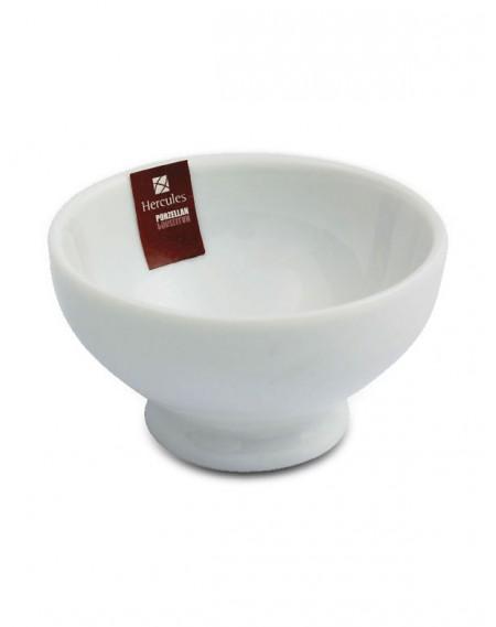 Tigela Redonda Porcelana Branca Hércules Ø8cm