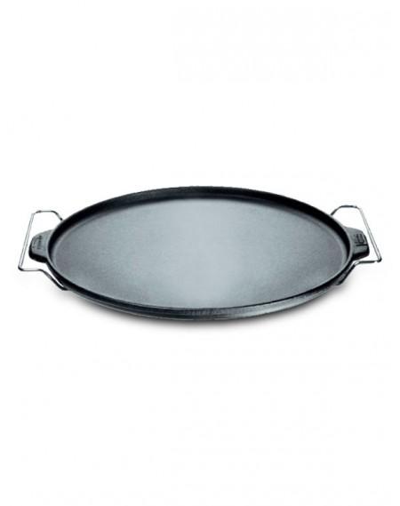 Forma de Ferro Redonda para Pizza com Suporte Ø35cm