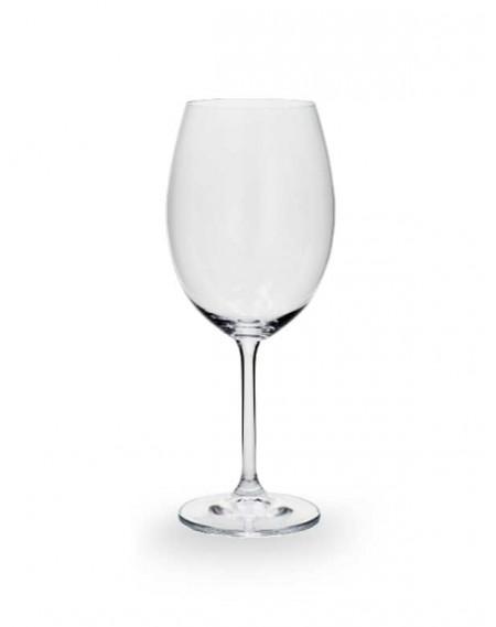 Jogo Taça Vinho Tinto Bordor Gastro 580ml Bohemia