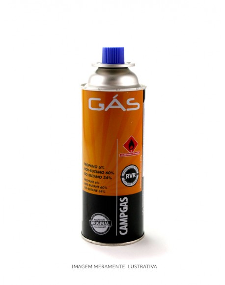 Gás Butano para Maçarico 400ml