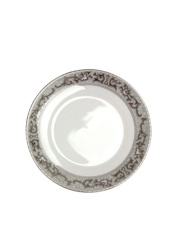 Prato para Pão Prata Luxo Ø15cm