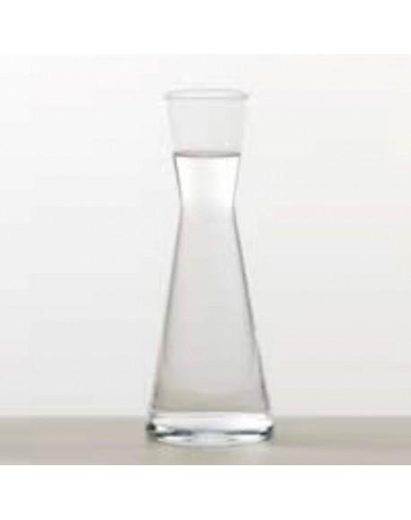 Vaso de Vidro Florista 7x7x18cm Alt.