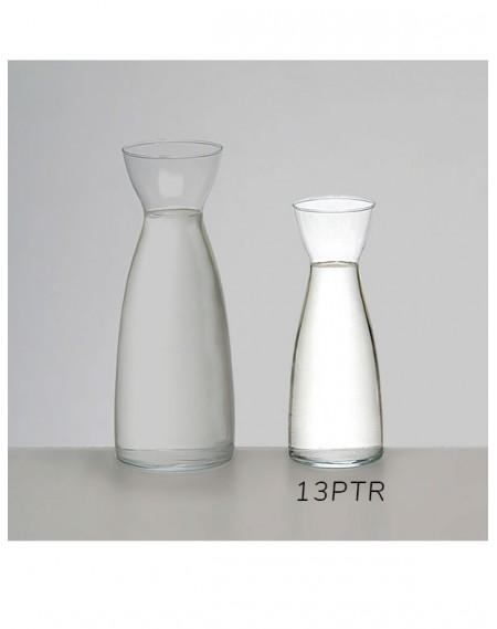 Vaso de Vidro Florista 8x8x21 Alt.