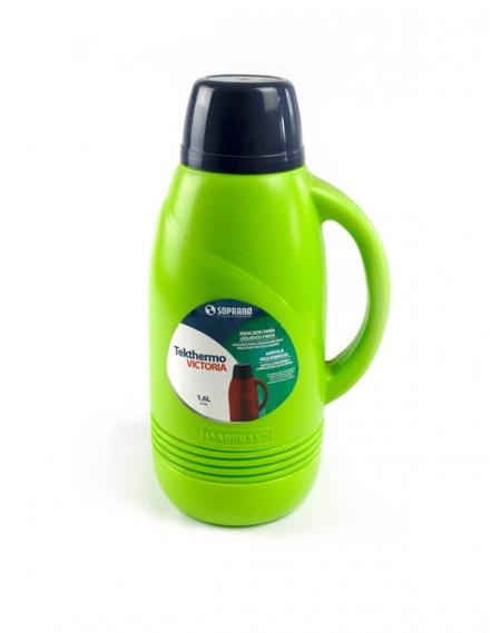 Garrafa Térmica Nova Beli 1 Litro Verde