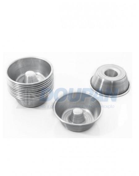 Forminha Alumínio Torta Suiça Mini N°1 - 7,2cm