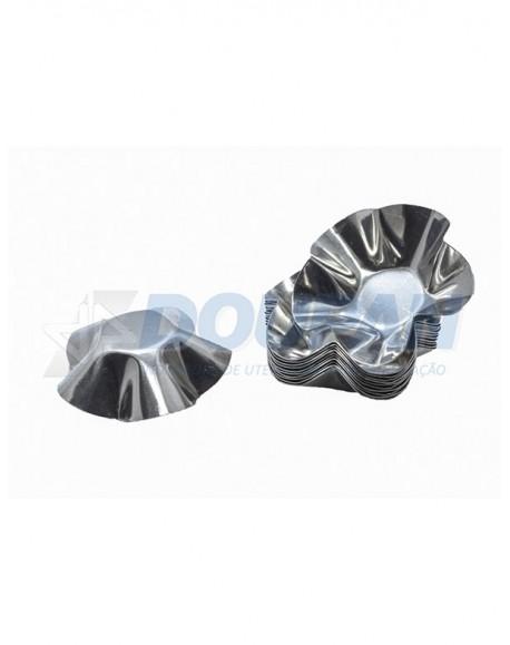 Forminha Alumínio Estrelinha Nº2 - 11,3cm