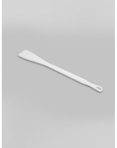 Colher p/ Caldeirão Polietileno plana 100° - 1x5,5x45cm